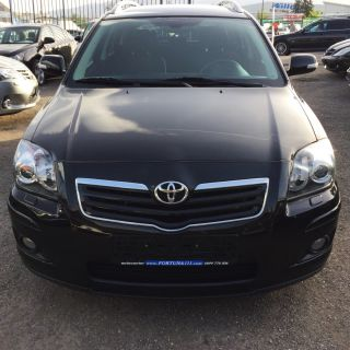 Toyota Avensis Face lift