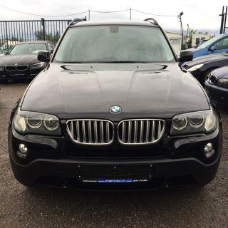 BMW X3 Face lift S Drive