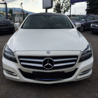 Mercedes CLS 250cdi Blue efficiency