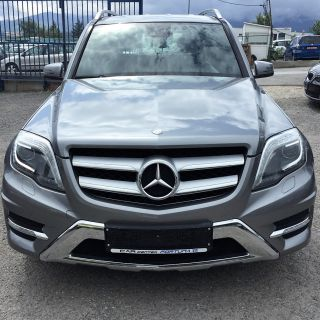 Mercedes GLK 4MATIC 7G Tronic Plus