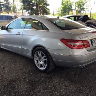 Mercedes E250cdi Coupe