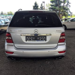 Mercedes ML320cdi Facelift