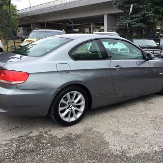 BMW 320D Coupe Automatic