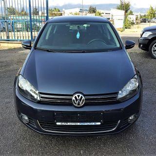 VW Golf 6 2.0 TDI High line