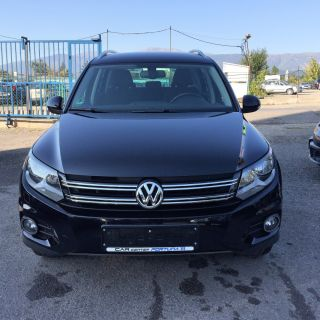 VW Tiguan Facelift 7-DSG 4 MOTION