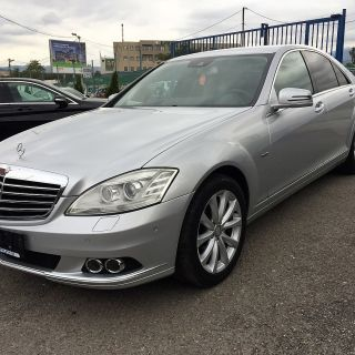 Mercedes S 350 CDI facelift Blueefficiency
