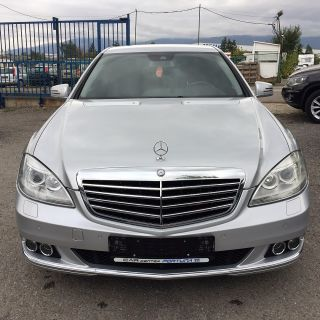 Mercedes S 350 CDI facelift