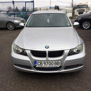 BMW 330D X-Drive sedan