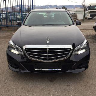 Mercedes E 200 CDI Navi 7G tronic