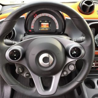 SMART forfour 1.0 Edition # 1