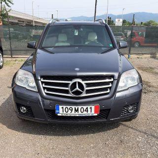 Mercedes GLK 220CDI Edition
