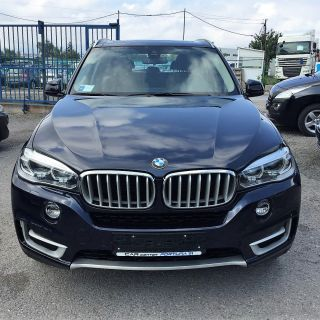BMW X5  X-Drive Twin Power Turbo