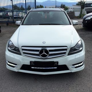 Mercedes C 300 CDI 4 matic AMG