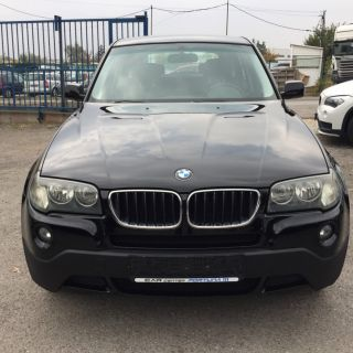 BMW X3 2.0D xDrive Automatic ПРОДАДЕН !!!