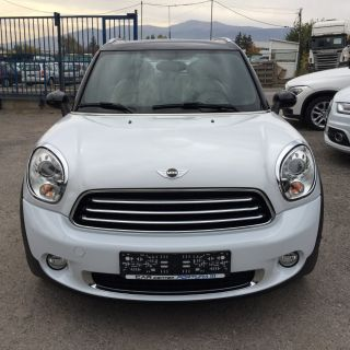 Mini Cooper Countryman 1.6D КАПАРИРАН !!!