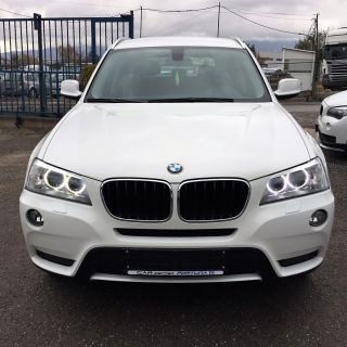 BMW X3 X-Drive 8 steptronic