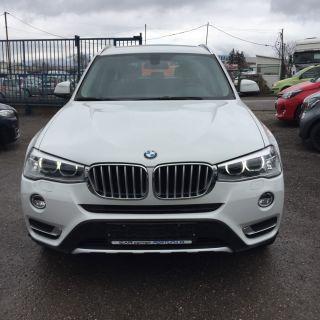 BMW X3 xDrive X-line