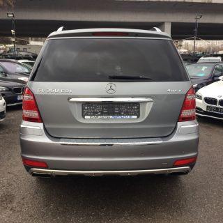 Mercedes GL 350 CDI facelift