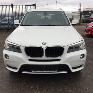 BMW X3 xDrive 8 steptronic