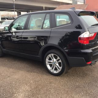 BMW X3 xDrive facelift Automatic