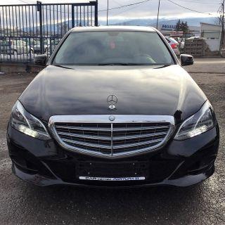 Mercedes E200 BlueTec ПРОДАДЕНА !
