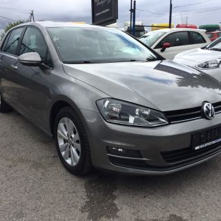 VW Golf 7 1.6TDI DSG