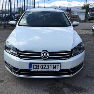 VW Passat High line DSG