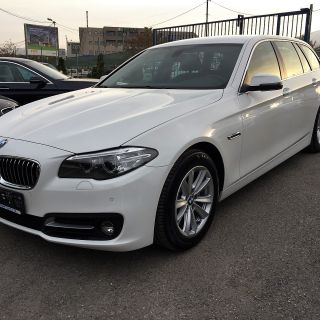 BMW 520D  X-Drive 8 steptronic
