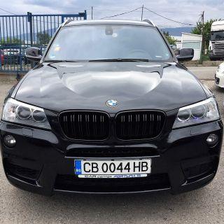 BMW X3 35d M Sport Pack