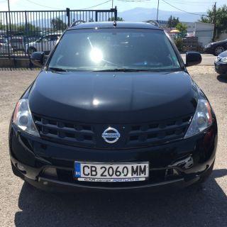 Nissan Murano 3.5 i GPL/Регистриран