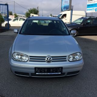 VW Golf 1.6i HIGHLINE