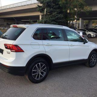 VW Tiguan 2.0 TDI DSG 4Motion
