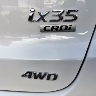Hyundai IX35 AWD