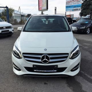 Mercedes B180 CDI facelift
