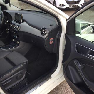 Mercedes B180 CDI facelift