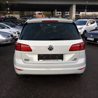 VW Golf VII Sportsvan 1.6 TDI
