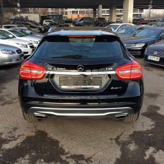 MERCEDES GLA 200 CDI 4 MATIC
