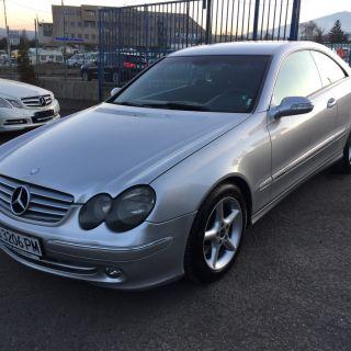 Mercedes CLK 270 CDI *ELEGANCE*