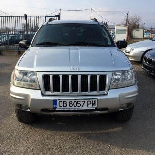 Jeep Cherokee 2.7crdi LIMITED