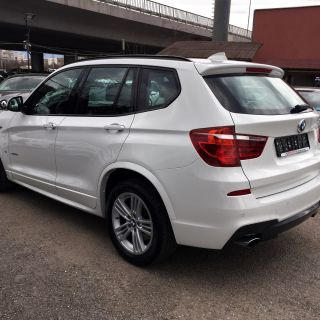BMW X3 M-Sport pack xDrive
