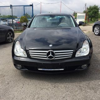 Mercedes CLS 320 CDI 7G TRONIC