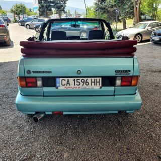 Vw Golf 1 Cabrio Acapulco