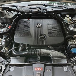 Mercedes E 220 CDI Automatic