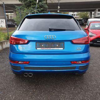 Audi Q3 S-line Quattro 2.0TDI