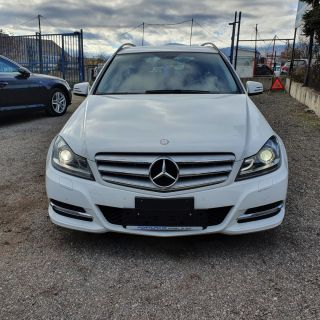Mercedes C220 CDI 4MATIC