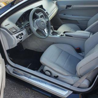 Mercedes E220cdi Coupe